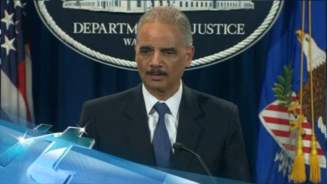 News video: Breaking News Headlines: Holder OK'd Search Warrant for Fox News Reporter's Private Emails