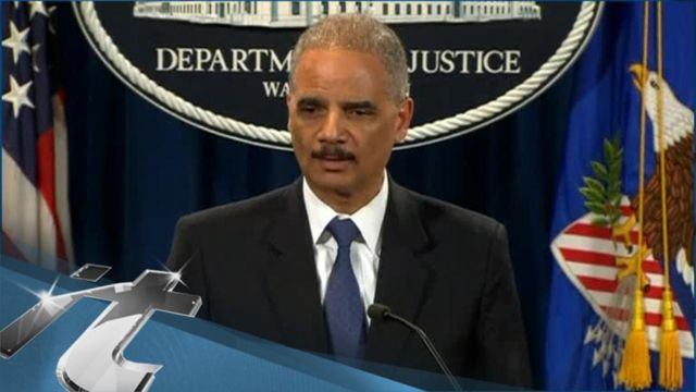 News video: Justice Department Breaking News: Holder OK'd Search Warrant for Fox News Reporter's Private Emails