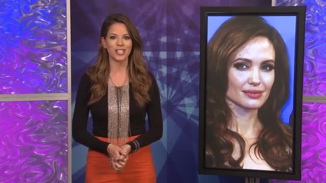 News video: Oprah & Angelina Jolie Among Forbes' Most Powerful Women