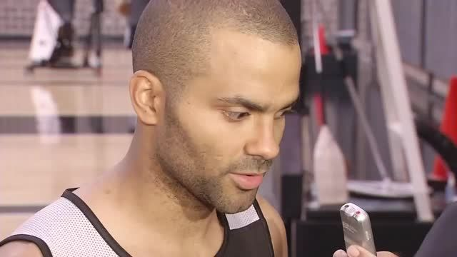 News video: Parker 'fine' after injury scare