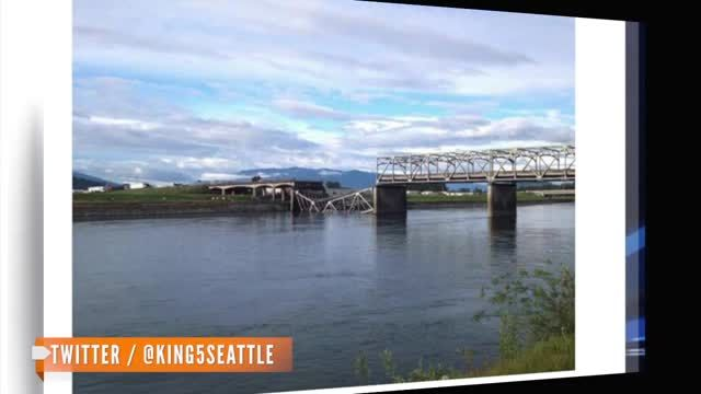 News video: Interstate 5 Bridge Collapses in Washington State