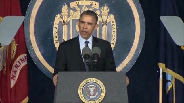 News video: Obama:Sexual Assault Threatens Trust in Military