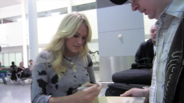 News video: Carrie Underwood To Donate $1 Million To Relief Fund In Oklahoma