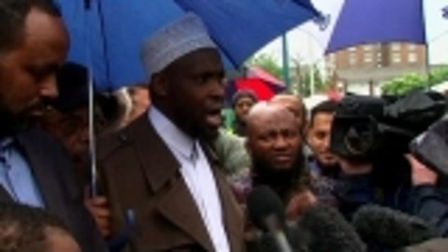 News video: Imam in Britain condemns attack on soldier